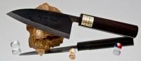 Кухонный нож Moritaka AS Kodeba 110mm - Интернет магазин Японских кухонных туристических ножей Vip Horeca