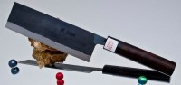 Кухонный нож Moritaka A2 Nakiri 150mm - Интернет магазин Японских кухонных туристических ножей Vip Horeca
