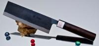 Кухонный нож Moritaka A2 Nakiri 165mm - Интернет магазин Японских кухонных туристических ножей Vip Horeca