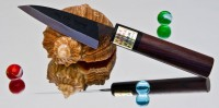Кухонный нож Moritaka AS Paring 90mm - Интернет магазин Японских кухонных туристических ножей Vip Horeca