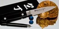 Кухонный нож Misono Molibden Steel Paring 80mm - Интернет магазин Японских кухонных туристических ножей Vip Horeca