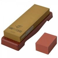 Японский водный камень Naniwa Chosera 2000 grit - Интернет магазин Японских кухонных туристических ножей Vip Horeca