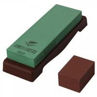 Японский водный камень Naniwa Chosera 400 grit - Интернет магазин Японских кухонных туристических ножей Vip Horeca