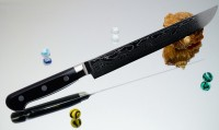 Кухонный нож RYUSEN Bonten-Unryu Steak 240mm - Интернет магазин Японских кухонных туристических ножей Vip Horeca