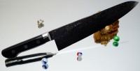 Кухонный нож RYUSEN Bonten-Unryu Western Deba 240mm - Интернет магазин Японских кухонных туристических ножей Vip Horeca