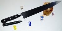 Кухонный нож RYUSEN Blazen Sujihiki 240mm - Интернет магазин Японских кухонных туристических ножей Vip Horeca