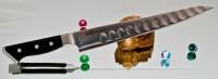 Кухонный нож Glestain Slicer 300mm - Интернет магазин Японских кухонных туристических ножей Vip Horeca
