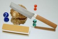 Кухонный нож Suncraft Nakiri 135mm - Интернет магазин Японских кухонных туристических ножей Vip Horeca
