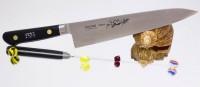 Кухонный нож Misono Sweden Steel Gyuto 210mm - Интернет магазин Японских кухонных туристических ножей Vip Horeca