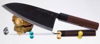 Кухонный нож HOCHO NAS Takeda Deba 180mm - Интернет магазин Японских кухонных туристических ножей Vip Horeca