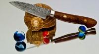 Кухонный нож Mr. Tanaka R2 Paring 90mm - Интернет магазин Японских кухонных туристических ножей Vip Horeca