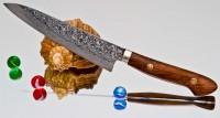 Кухонный нож Mr. Tanaka R2 Petty 135mm - Интернет магазин Японских кухонных туристических ножей Vip Horeca