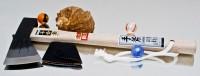 Топор Senkichi 370mm - Интернет магазин Японских кухонных туристических ножей Vip Horeca