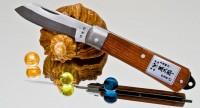 Нож TopMan, Takagi Ranbo - Интернет магазин Японских кухонных туристических ножей Vip Horeca