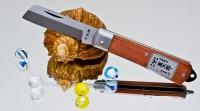 Нож TopMan, Takagi Ranbo kata - Интернет магазин Японских кухонных туристических ножей Vip Horeca