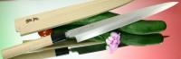 Кухонный нож Masamoto VG Yanagiba 240mm - Интернет магазин Японских кухонных туристических ножей Vip Horeca
