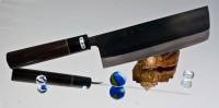 Кухонный нож Watanabe Nakiri 165mm - Интернет магазин Японских кухонных туристических ножей Vip Horeca