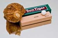 Водный камень Sun Tiger 6000 - Интернет магазин Японских кухонных туристических ножей Vip Horeca