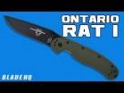 RAT 1 AUS-8 - Интернет магазин Японских кухонных туристических ножей Vip Horeca