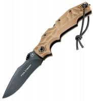 Нож Pohl Force Alpha 2 Desert модель 1031 - Интернет магазин Японских кухонных туристических ножей Vip Horeca