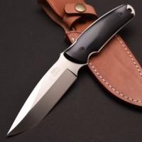 Туристический нож G.Sakai, Green Hunter Fixed / VG-10, micarta - Интернет магазин Японских кухонных туристических ножей Vip Horeca