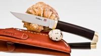 HATTORI 3718 Utility Knife (drop point) - Интернет магазин Японских кухонных туристических ножей Vip Horeca