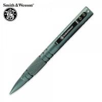 Тактическая ручка Smith & Wesson Military&Police GREY - Интернет магазин Японских кухонных туристических ножей Vip Horeca