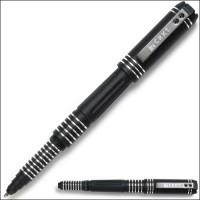 Тактическая ручка CRKT черная/хром - Интернет магазин Японских кухонных туристических ножей Vip Horeca