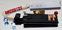 Топор Senkichi 180mm (односторонняя заточка) - Интернет магазин Японских кухонных туристических ножей Vip Horeca