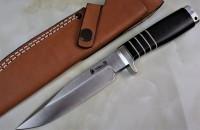 "Hattori 傘 SAN Limited Edition SAN-15 ""ZEBRA"" Basic Hunter - Интернет магазин Японских кухонных туристических ножей Vip Horeca"