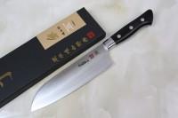 Hattori 傘 SAN Limited Edition SAN-2 VG-10 Santoku 170mm - Интернет магазин Японских кухонных туристических ножей Vip Horeca