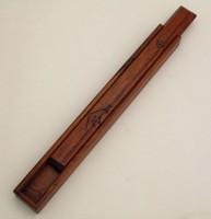 Подарочная коробка для Японских палочек 250mm (дерево) - Интернет магазин Японских кухонных туристических ножей Vip Horeca