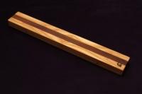Магнитный держатель для ножей MDG (ясень и орех) - Интернет магазин Японских кухонных туристических ножей Vip Horeca