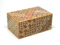 Японская коробка с секретом (Japan Puzzle Box) Yosegi 150x95X64мм, 10 шагов до открытия - Интернет магазин Японских кухонных туристических ножей Vip Horeca