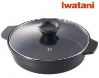 Сковорода с крышкой для туристической (походной) газовой плиты Iwatani, CB-P-JRMG - Интернет магазин Японских кухонных туристических ножей Vip Horeca