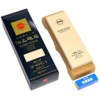 Камень точильный водный King 8000 grit 210x73x22 (Nagura) - Интернет магазин Японских кухонных туристических ножей Vip Horeca