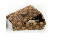 Коробочка для зубочисток с крышкой, NSZ-TP-016 - Интернет магазин Японских кухонных туристических ножей Vip Horeca