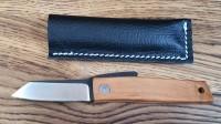 Нож складной OHTA Higonokami 55mm, D2, Sakura (Сакура) - Интернет магазин Японских кухонных туристических ножей Vip Horeca