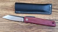 Нож складной OHTA Higonokami 70mm, D2, Purpleheart (Амарант) - Интернет магазин Японских кухонных туристических ножей Vip Horeca