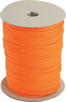 Паракорд 550 (Paracord 550), Neon Orange (оранжевый неон) - Интернет магазин Японских кухонных туристических ножей Vip Horeca