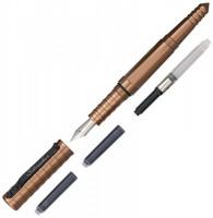 Тактическая ручка Schrade Fountain Brown - Интернет магазин Японских кухонных туристических ножей Vip Horeca