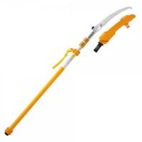 Пила телескопическая садовая Silky LONGBOY 1,45-3,6м (7,5 зубьев на 30mm) - Интернет магазин Японских кухонных туристических ножей Vip Horeca