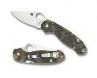 Складной нож Spyderco Para 3, G-10 Handle Digital Camo, CPM-S30V, Plain - Интернет магазин Японских кухонных туристических ножей Vip Horeca