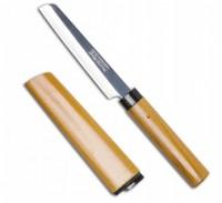 Кухонный нож Suncraft Petty 100mm (танто) - Интернет магазин Японских кухонных туристических ножей Vip Horeca