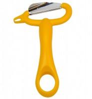 Овощечистка Suncraft (оранжевая) - Интернет магазин Японских кухонных туристических ножей Vip Horeca