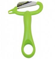 Овощечистка Suncraft (зеленая) - Интернет магазин Японских кухонных туристических ножей Vip Horeca