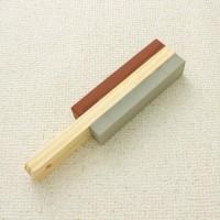 Комбинированный водный камень на одном основании Takeda - Интернет магазин Японских кухонных туристических ножей Vip Horeca