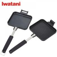 Универсальная вафельница для туристической (походной) газовой плиты Iwatani, CB-P-HSG - Интернет магазин Японских кухонных туристических ножей Vip Horeca