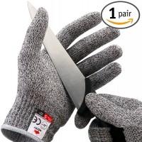 Перчатки Batex, защитные от порезов, текстильные с кевларовой нитью 650.24 L - Интернет магазин Японских кухонных туристических ножей Vip Horeca