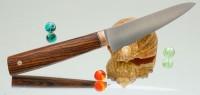 Дамир Сафаров. Кухонный нож серии М390,  Железное дерево, Коренчатый 125мм (ver 1.0) - Интернет магазин Японских кухонных туристических ножей Vip Horeca